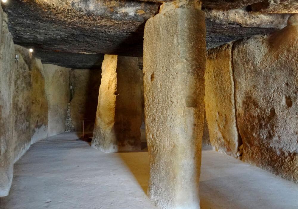 Dolmenes de Antequera Patrimonio