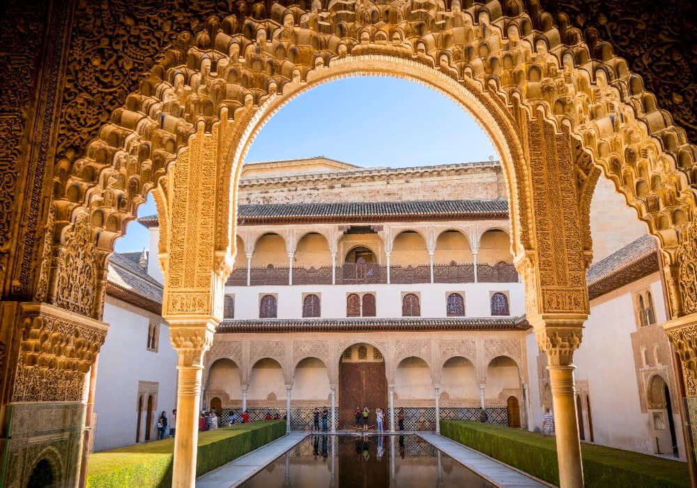 visita granada alhambra andalucia