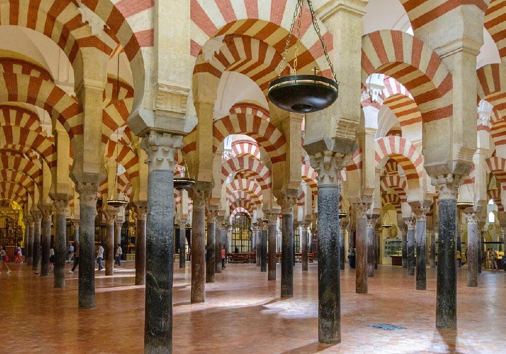mezquita de cordoba andalucia visita