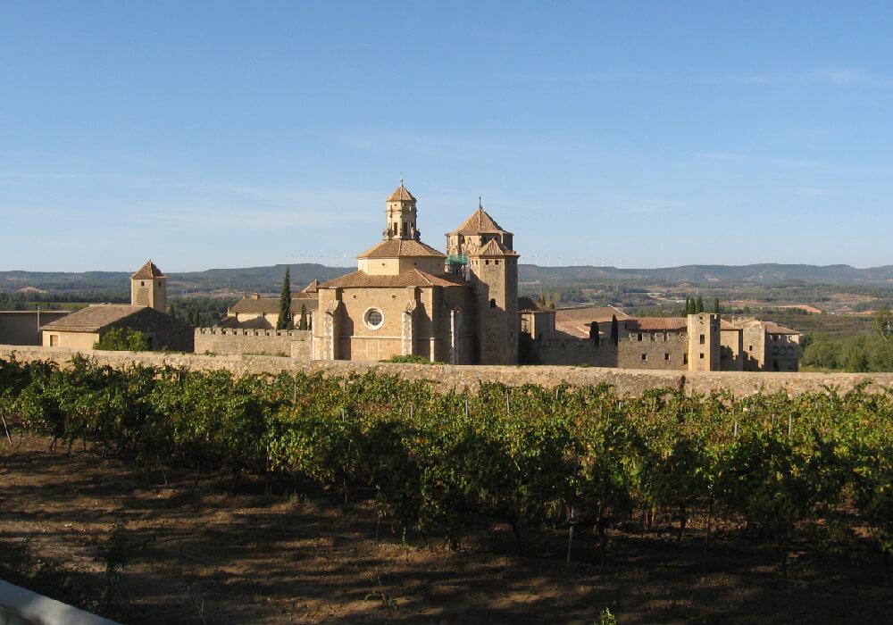 Monasterio Poblet Unesco España viajar
