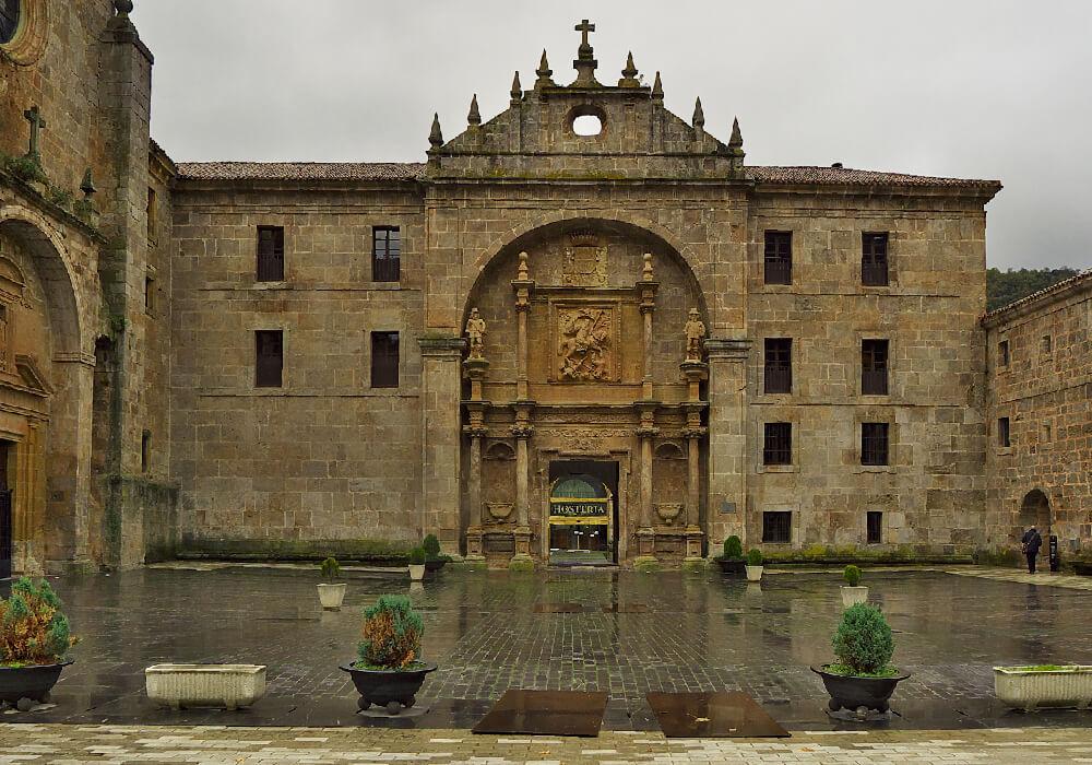 Monasterio San Millan Yuso Unesco Patrimonio