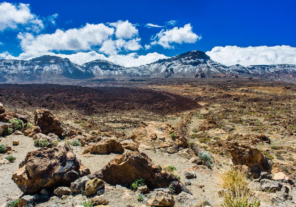Volcán que se encuentra en la Isla de Tenerife y sin lugar a duda es el pico más alto del país,