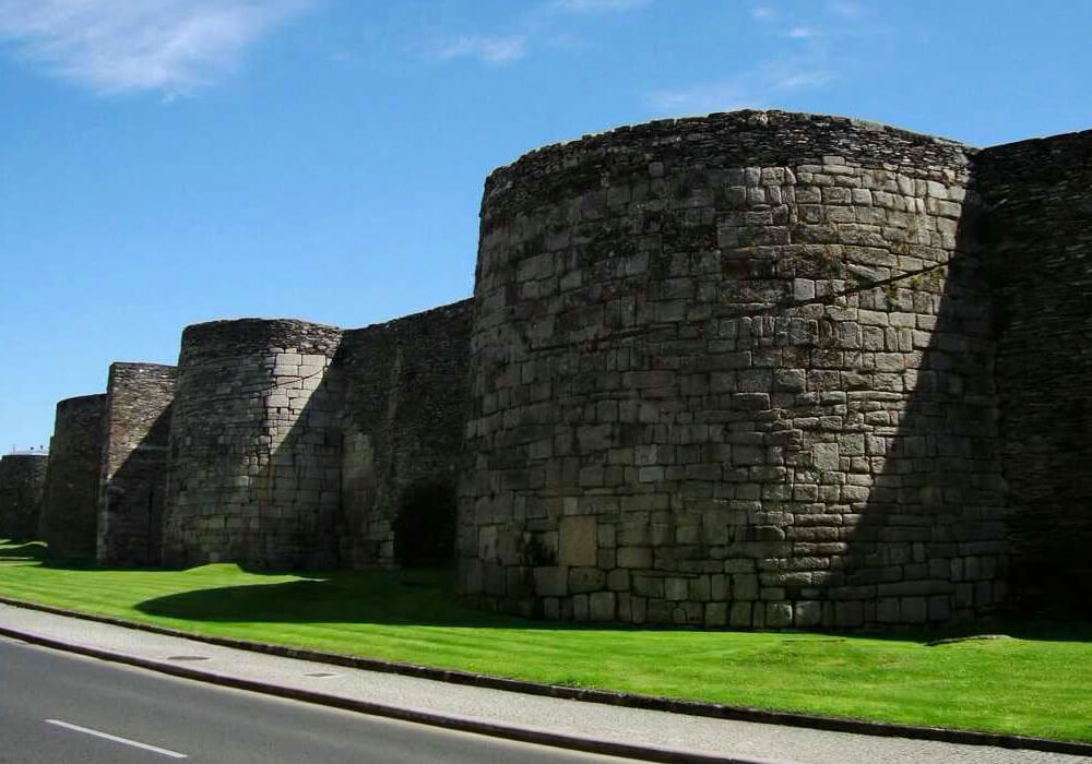 Muralla de Lugo Patrimonio Humanidad Unesco