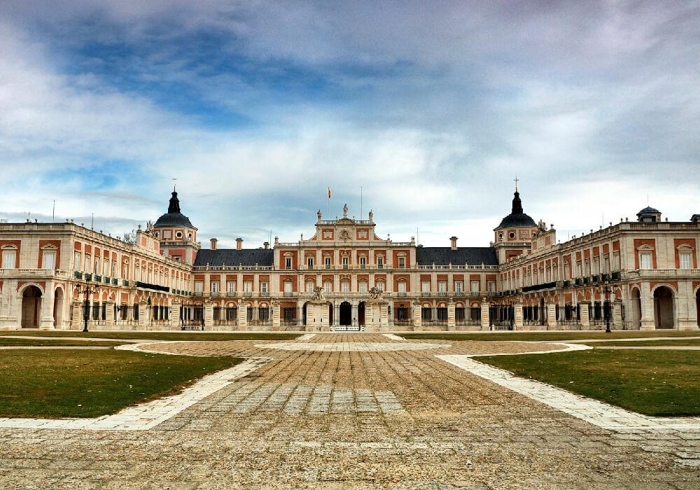 Este lugar es una de las residencias de la familia Real Española.