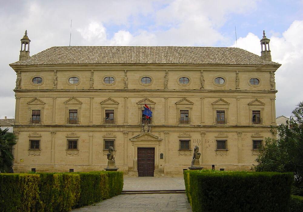 viaja palacio juan vazquez andalucia