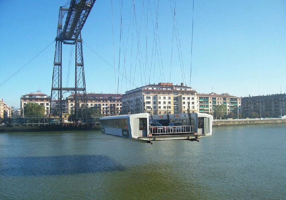 Vizcaya Puente Unesco