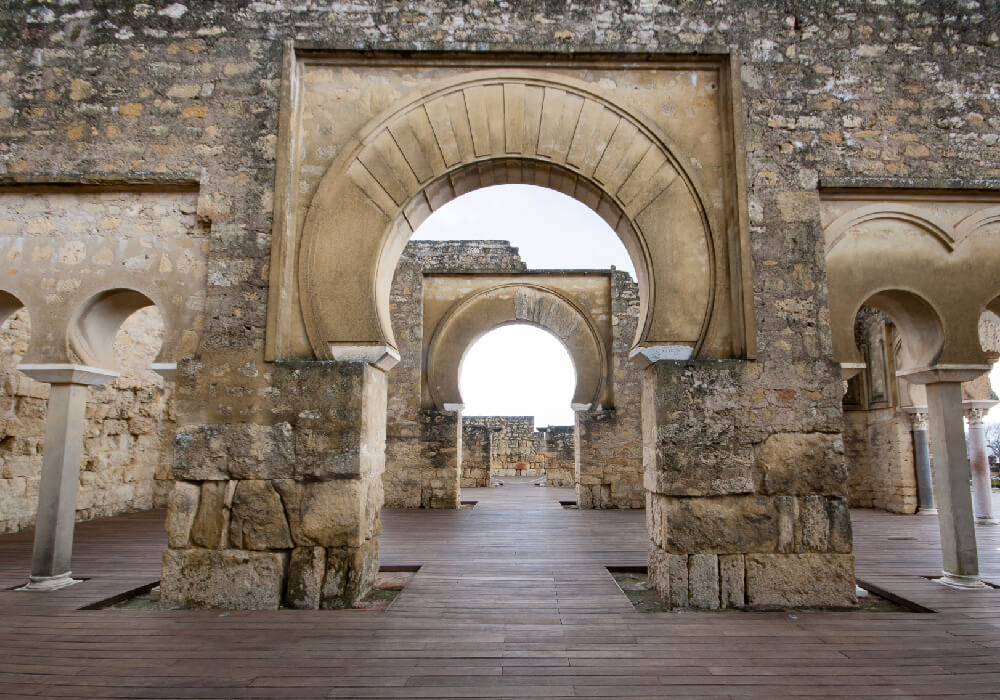 visita ruinas medina azahara andalucia