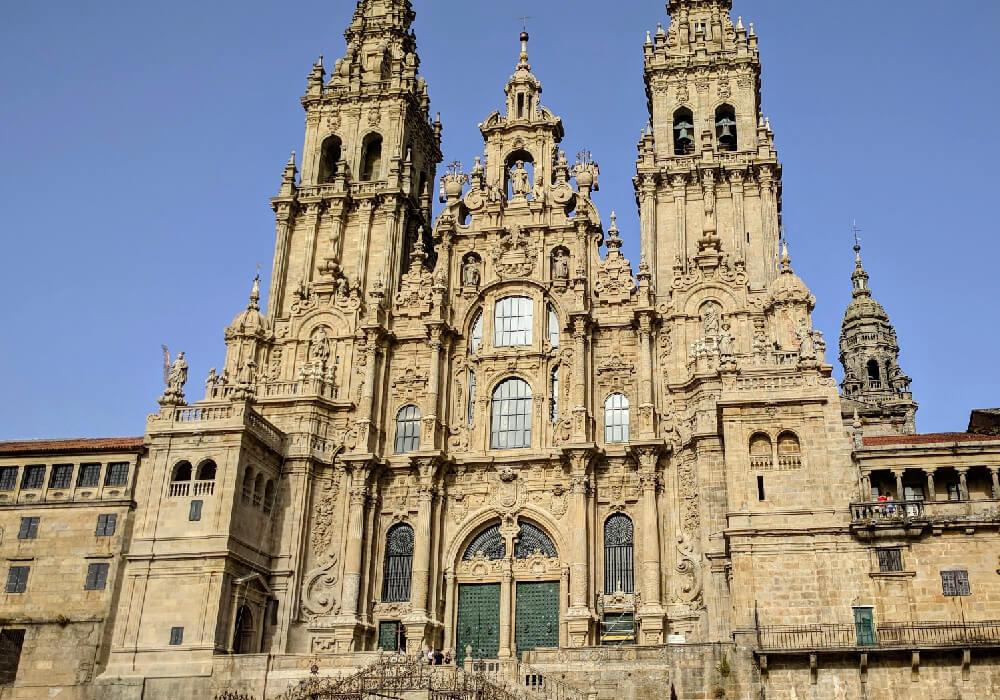 Santiago Compostela Patriminio Humanidad Unesco
