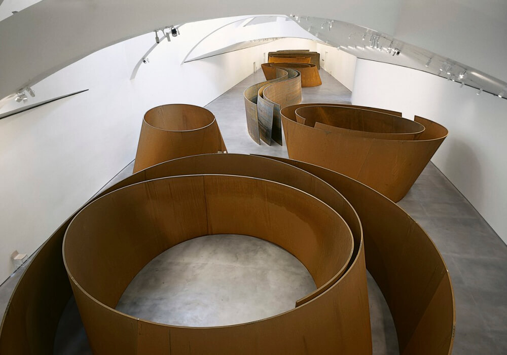 Dentro del increíble museo encontrarás obras increíbles dignas de admirar.