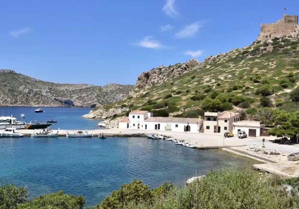 Isla Cabrera, Mallorca, escapada familiar.
