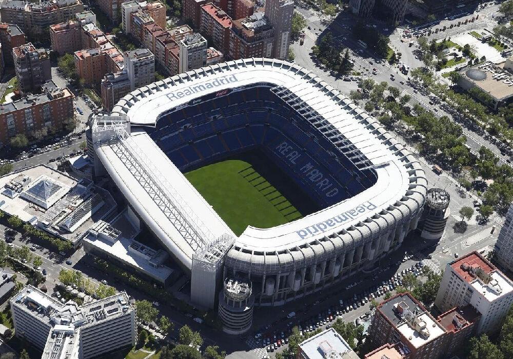 Uno de los estadios más conocidos del mundo.