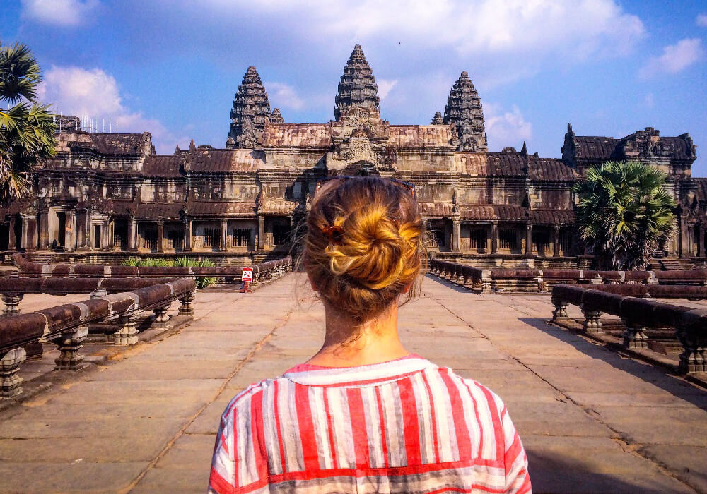 Viaja a Camboya uno de los destinos más hermosos e impactantes de Asia.