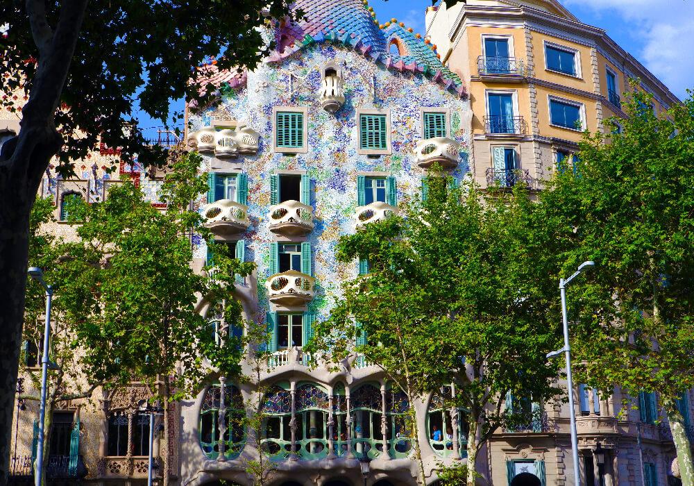 De las más bellas joyas arquitectónicas de España.