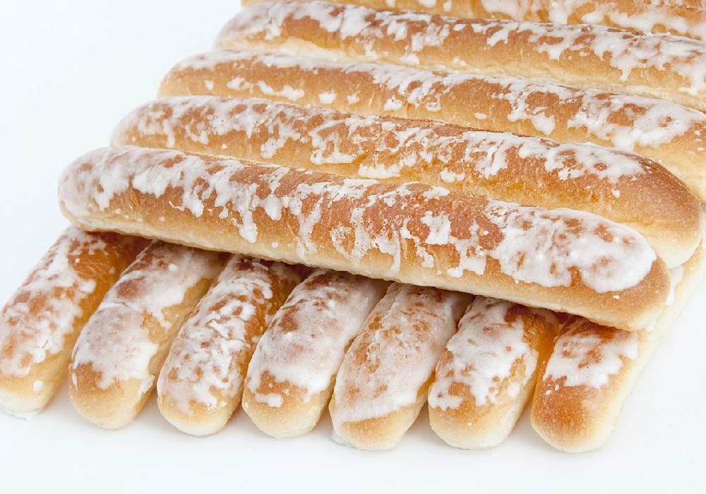 Fartón un sabor dulce que se acompaña con horchata.