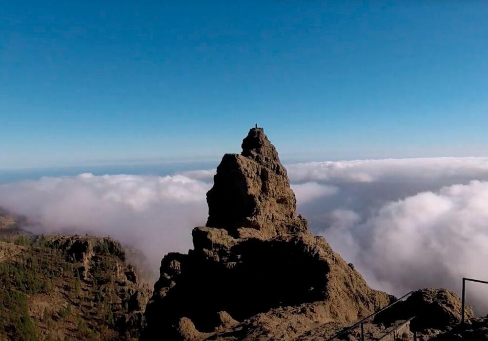 En tu escapada a la Gran Canaria no debes de perderte la visita al Mirador.