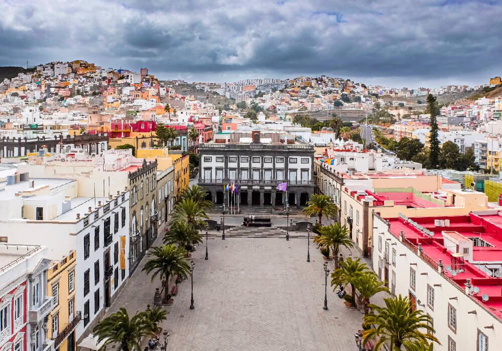 Estas hermosa zona no la debed de dejar pasar en tu visita a Gran Canaria.