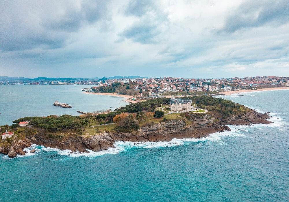 Santander uno de los mejores atractivos en Cantabria.