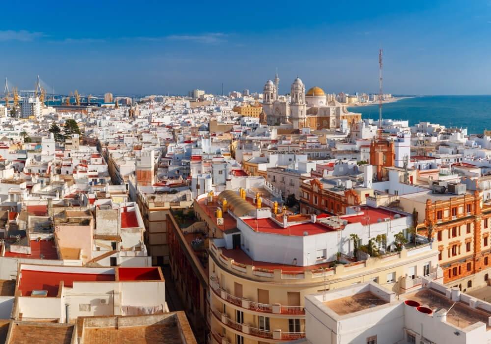 Cádiz y sus maravillosos Pueblos Blancos, que mejor lugar para visitar en este Puente del pILAR 2020.
