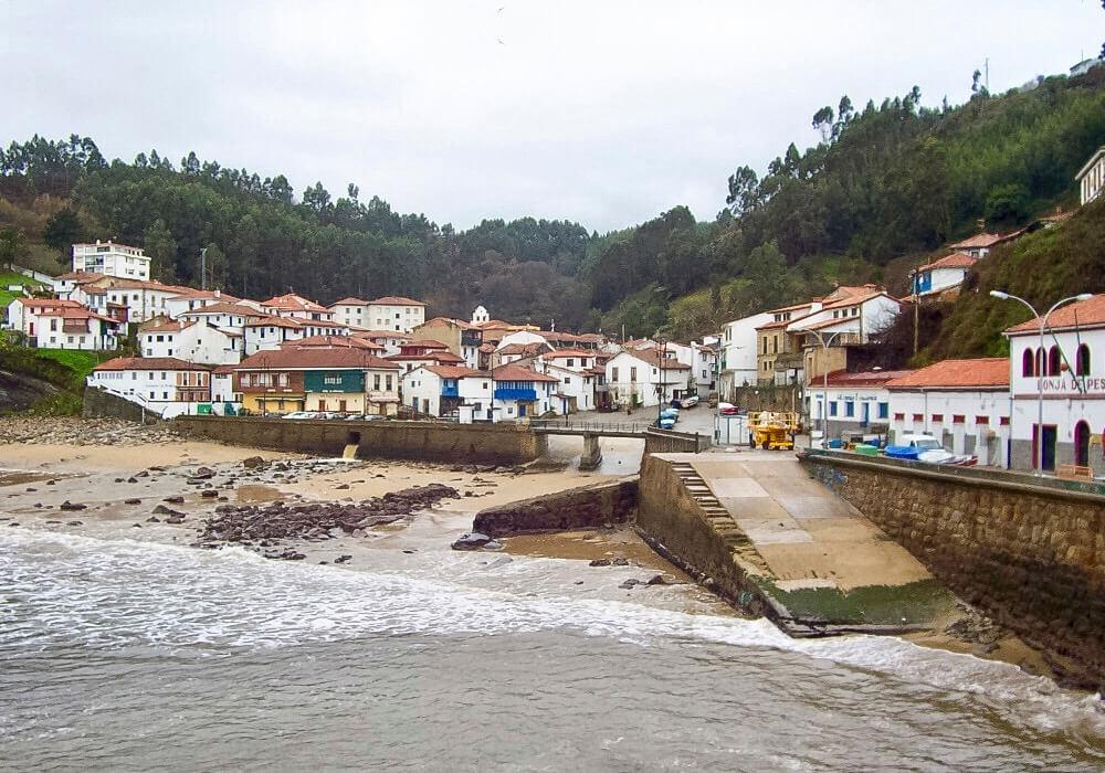 tazones es una visita indispensable en asturias