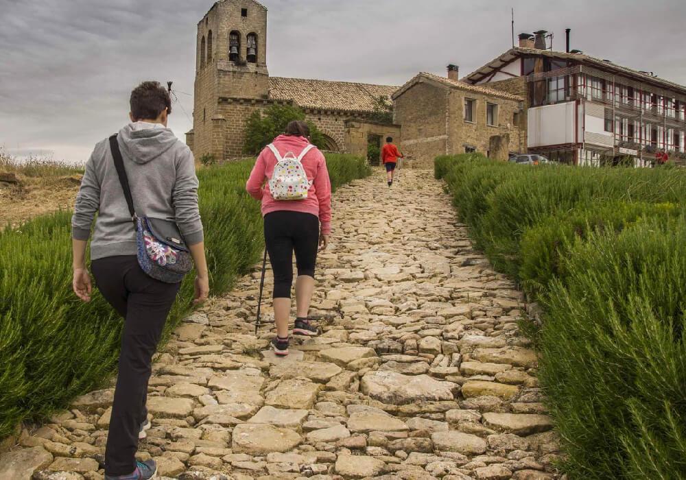 No te pierdas visitar la zona rural de Navarra.