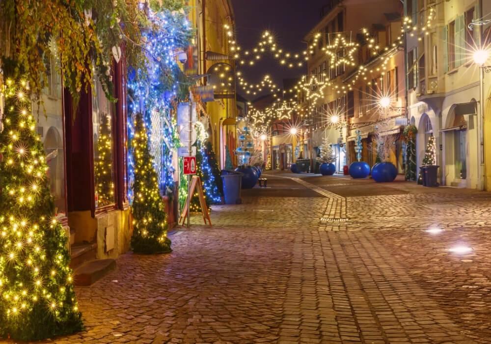 Navidad espectacular en Colmar