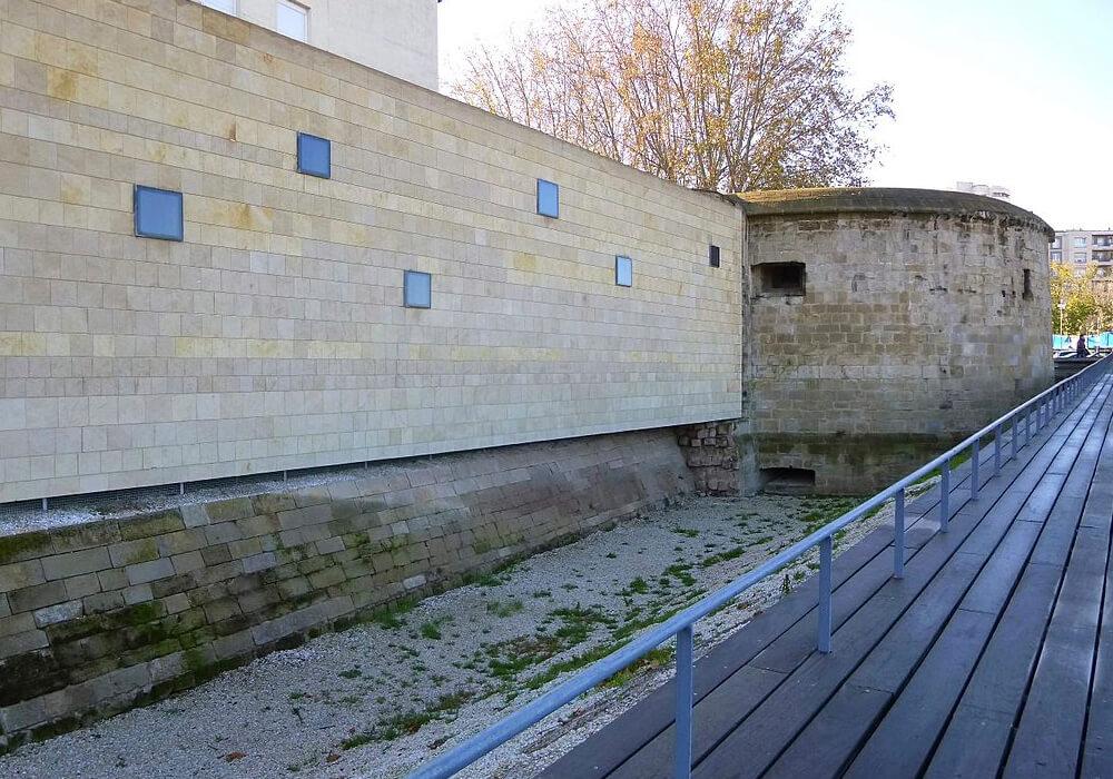 Cubo de Revellín en Logroño