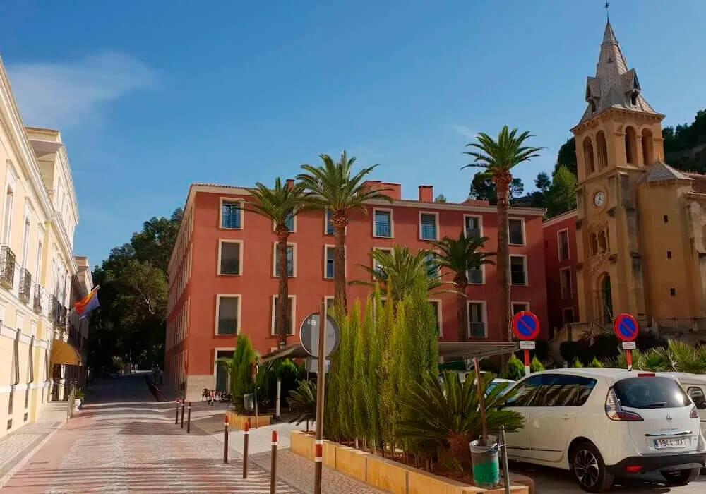 Hotel Levante del Balneario de Archena