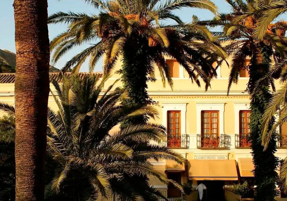 Hotel Termas del Balneario de Archena.