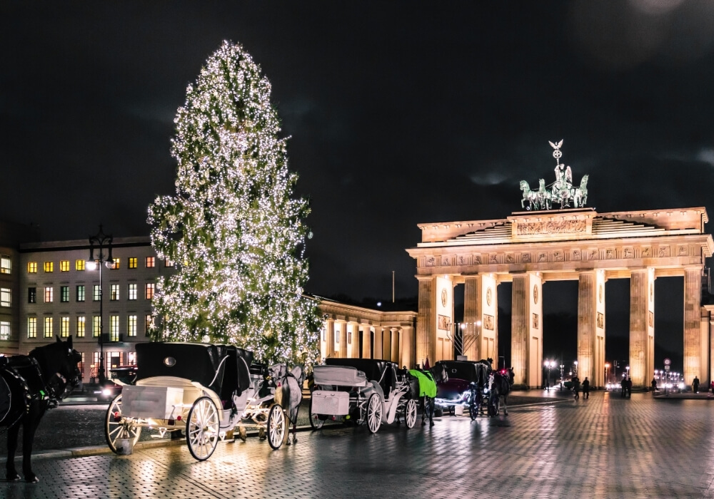 Celebra la Navidad en Berlín