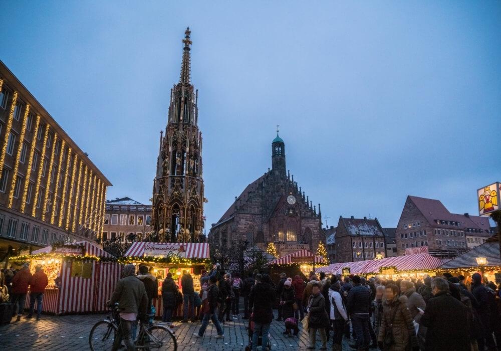 Celebra la Navidad en Núremberg