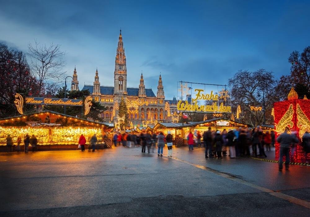 navidad en viena, austria