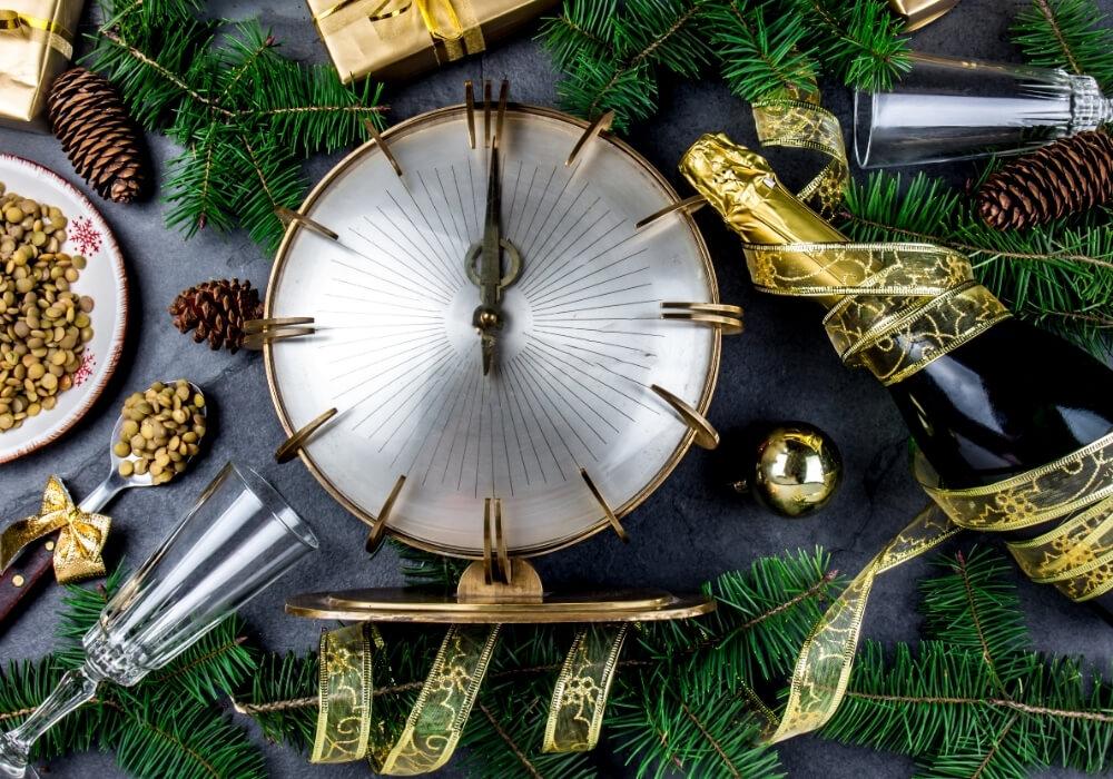celebración de fin de año