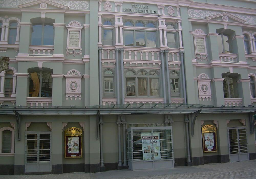 Teatro Bretón en Logroño