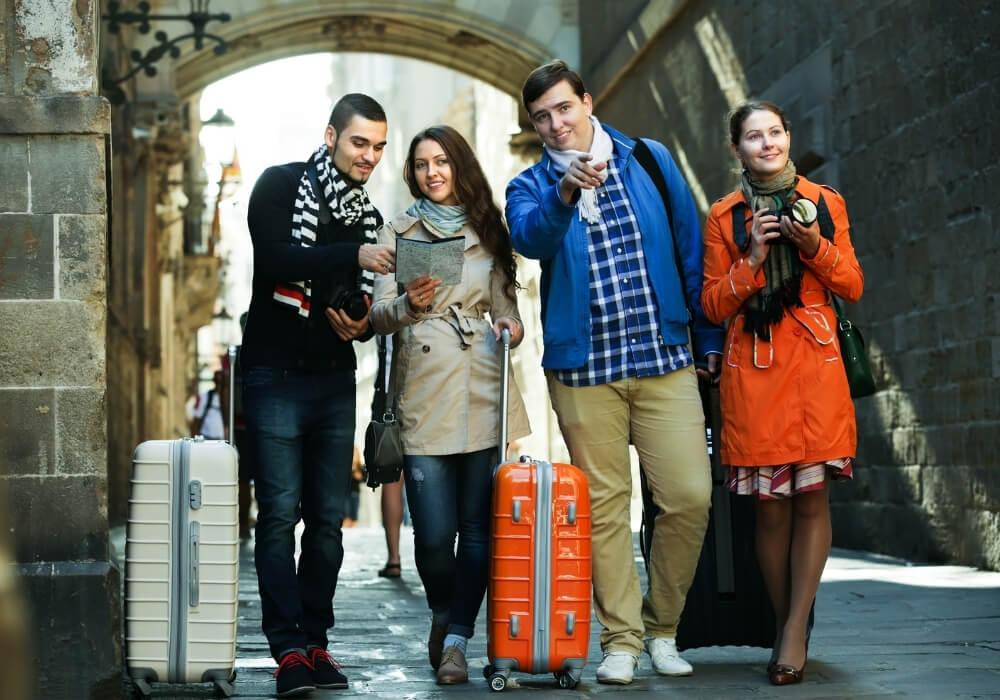 viajes para jovenes