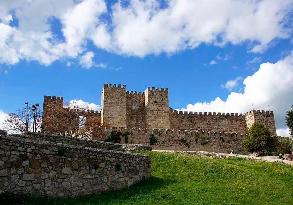 Castillo de Trujillo, visita imperdible en Cáceres.