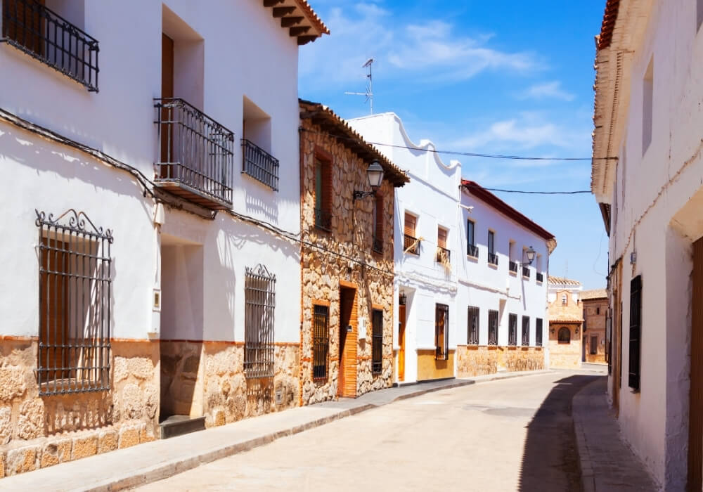 El Toboso, encantador pueblo manchego