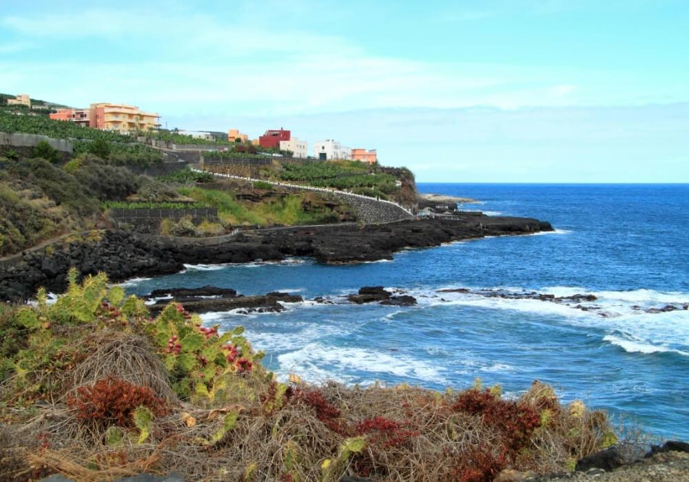 Isla La Palma en Canarias
