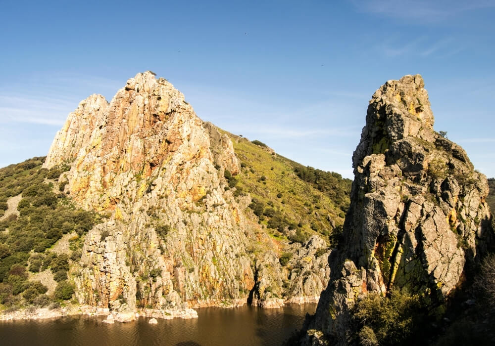 Parque Nacional Monfragüe en Extremadura