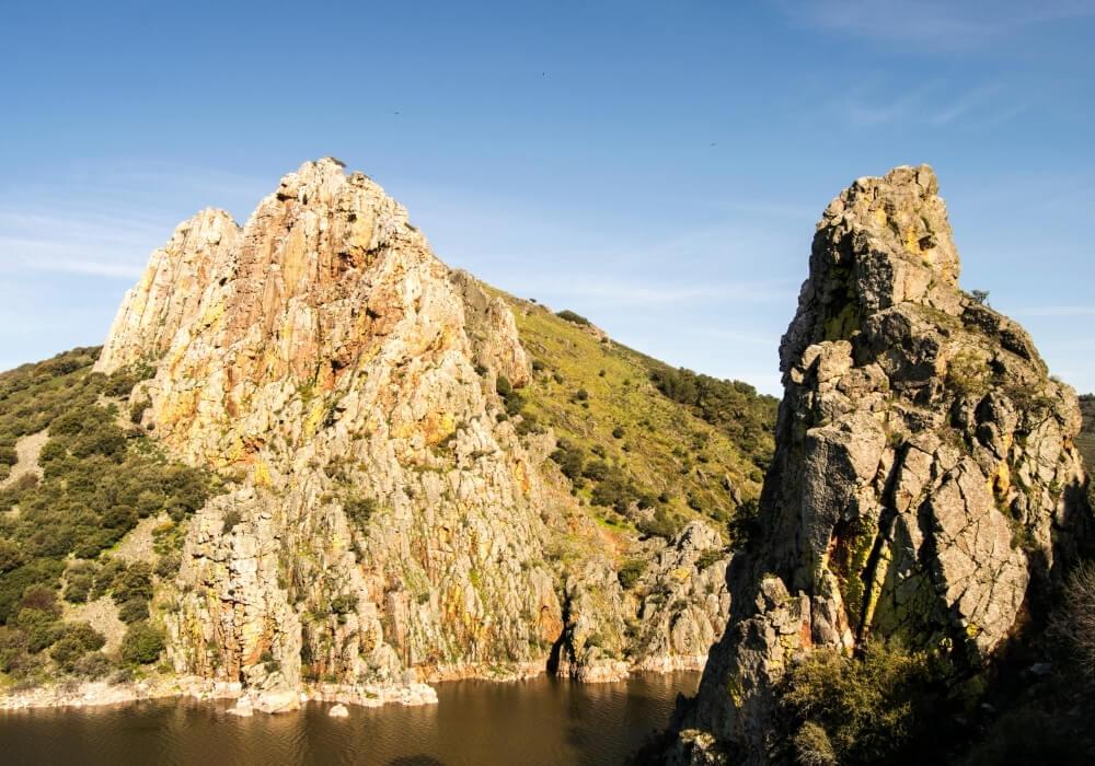 Parque Monfragüe en Extremadura