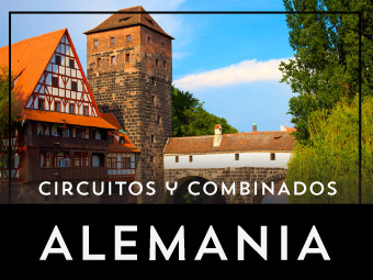Viajes organizados por Alemania