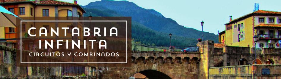 Circuitos por Cantabria