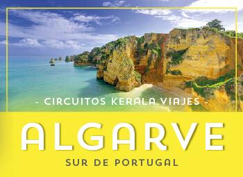 Viajes Andalucía y Portugal 2017: Circuitos Algarve Playas de Portugal