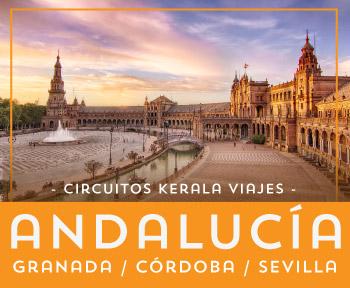 Viajes Organizados por Andalucía 2017