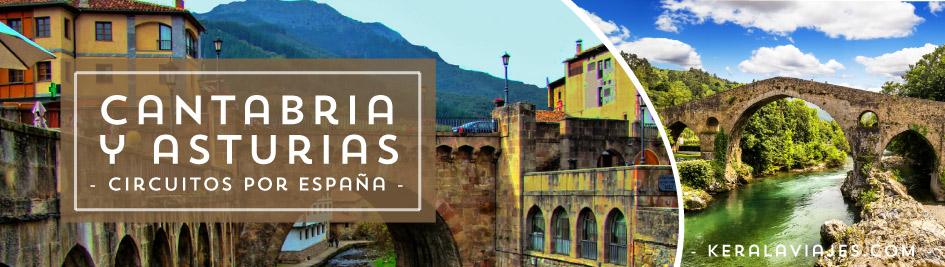 Circuito por Cantabria, Asturias y Picos de Europa 6 dias