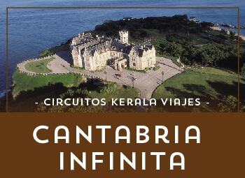 Viajes Cantabria 2018-2019: Circuito por Cantabria Infinita Organizado 6 días en bus