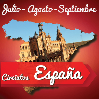 Viajes por España 2017