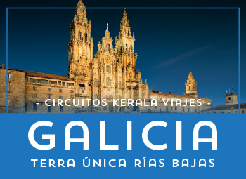 Viajes Galicia 2019: Tour Galicia Rias Bajas  2019