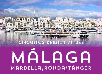Viajes Andalucía y Marruecos 2017: Circuito Costa de Málaga y Marruecos