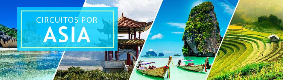 Viajes por Asia 2019