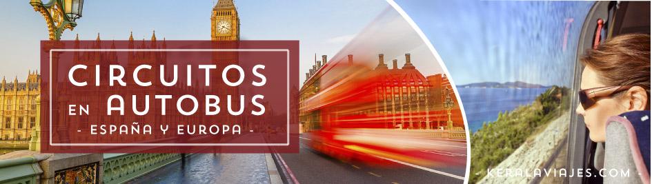 Viajes en autobus por Europa 2019
